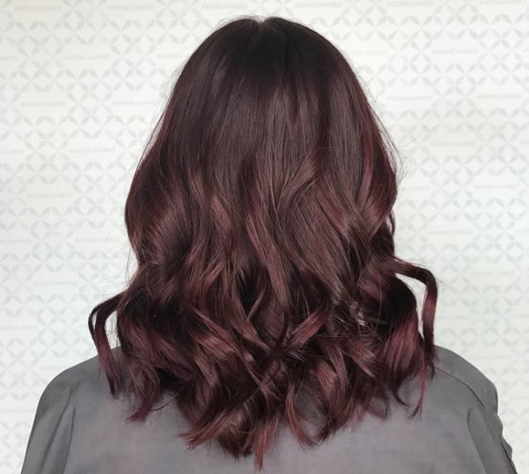 رنگ مو مناسب پوست گندمی روشن