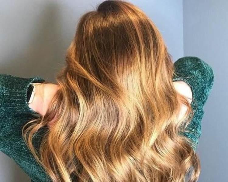رنگ مو مناسب پوست گندمی تیره